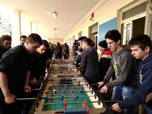"""Torneo di calciobalilla """"Primo MEMORIAL LINO PEROTTI"""""""